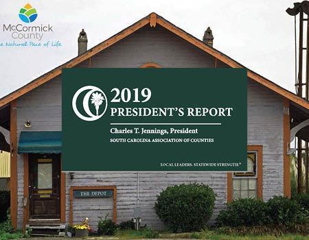 2019 President's Report
