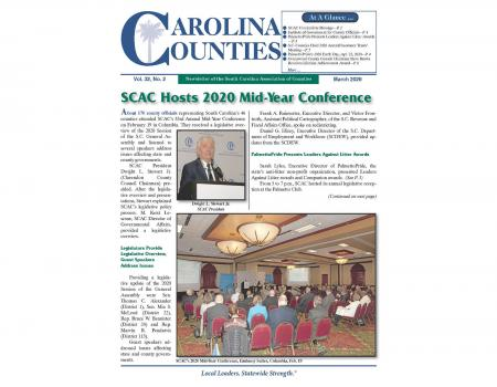 Carolina Counties Vol. 32 No. 2