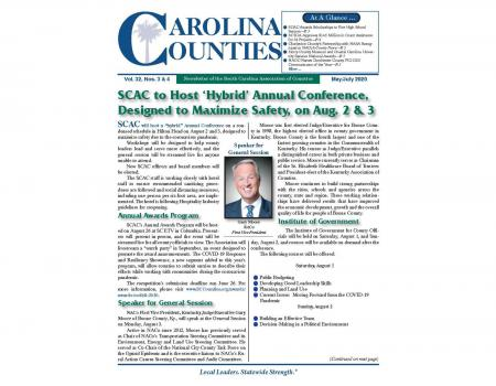Carolina Counties Vol. 32 No. 3&4