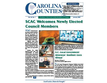 Carolina Counties Vol. 33 No. 1