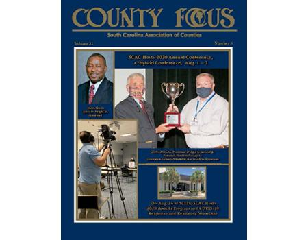 County Focus Vol. 31 No. 3