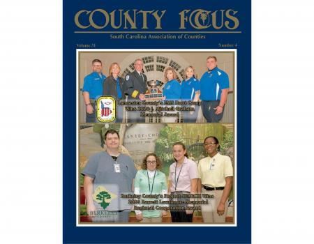 County Focus Vol. 31 No. 4 (March 2021)