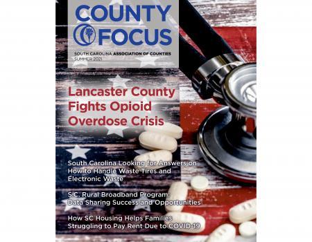 County Focus Vol. 32 No. 2 (July 2021)