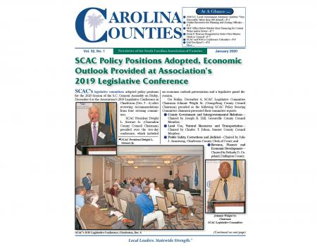 Carolina Counties Vol. 32, No. 1